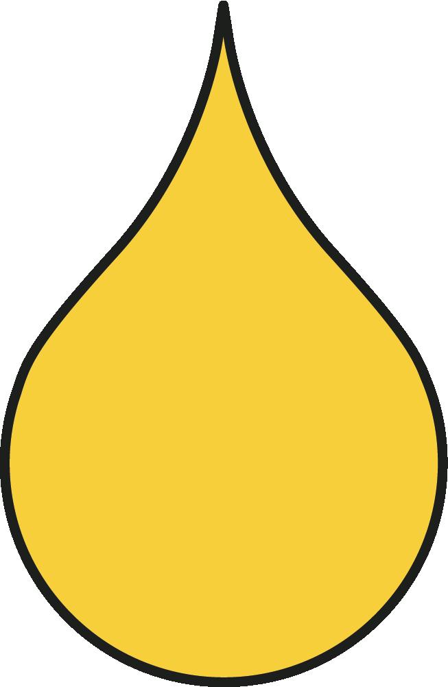 fats - droplet bulletpoint