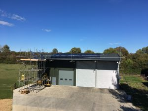 solar power grain store 2