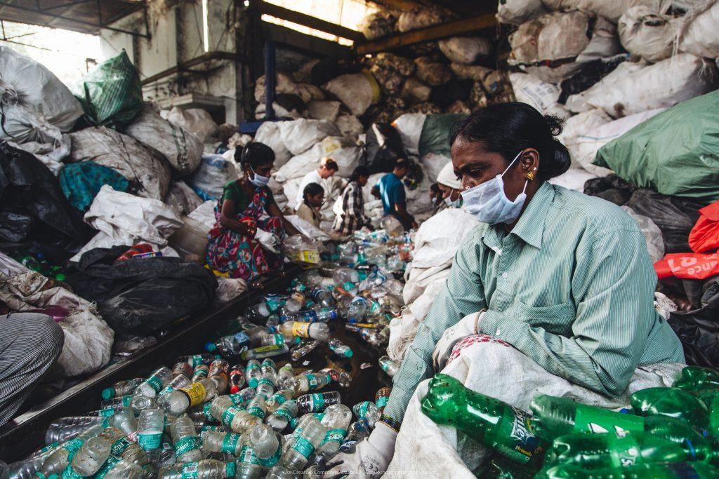 plastic neutral waste ventures india